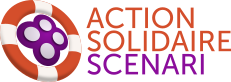 logo action solidaire scenari